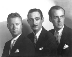 Lew DeBerry band 1938