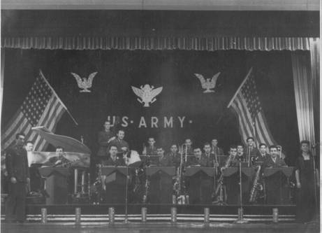281st United States Army Band 1944